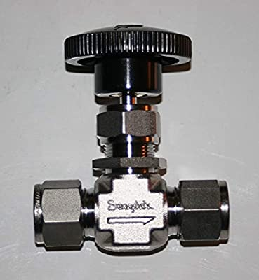New Swagelok Ss-1rs8 1/2 In Tube Fitting Stainless Needle Valve D554809 by SWAGELOK