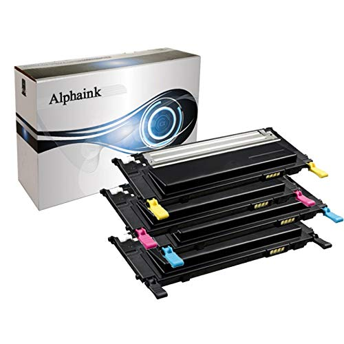 Alphaink AI-KIT-4-4092S 4 Toner per Samsung CLP 310S 315 CLX-3170 3175
