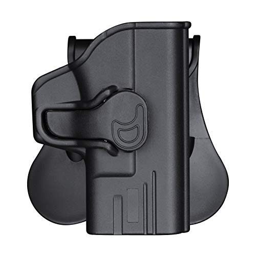XD-S 3.3 Compact Holsters, OWB Holster for Springfield Armory XD-S 9mm/.40/.45 3.3