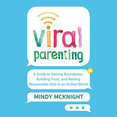 Viral Parenting audiobook cover art