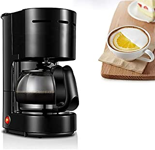 CHERIST 600W 650ml Automatic Coffee Electric Drip Coffee Makers Kitchen Household Keep Thermal High-density Filter Drip