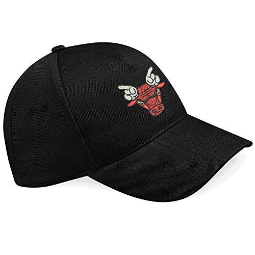 Chicago Bulls Basketball NBA Fun geborduurd logo Baseball Cap muts - k 091 Sw