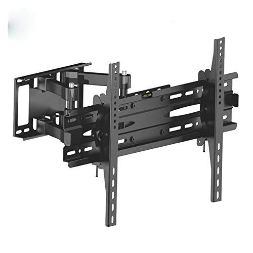 WWZZ Soporte de Montaje en Pared de TV dinámico Completo articulado inclinación de Soporte Giratorio Soporte de TV Adecuado para TV TV 32'-65' MAX VESA 600 * 400mm