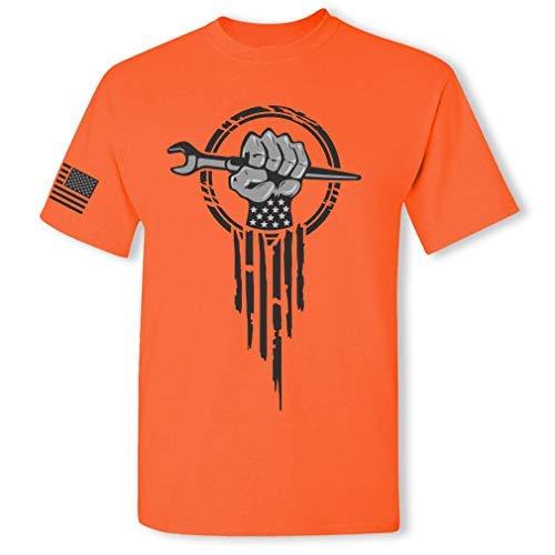 Ironworker Hero Short Sleeve Tee Shirt