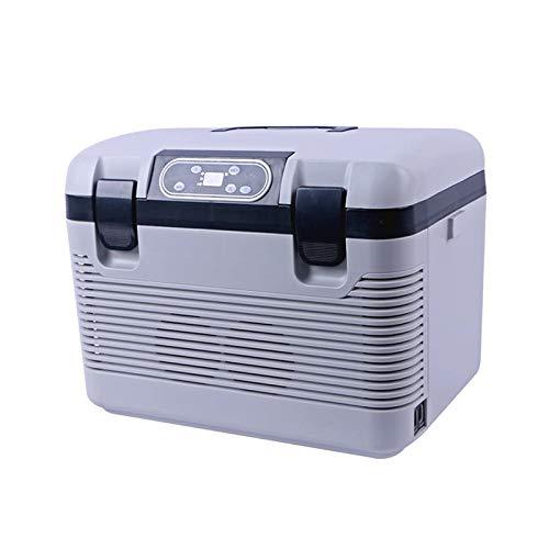 ARLT Coche refrigerador congelado Calefacción -5~65 grados 19L Compresor de nevera para automóviles Home Picnic Refrigeración Calefacción DC12-24V / AC220V