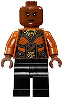 LEGO Marvel: The Black Panther - Okoye Dora Milaje Minifigure 2018