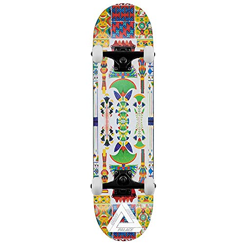 Palace Skateboards Brady Pro S25 - Skateboard completo, 20,3 cm