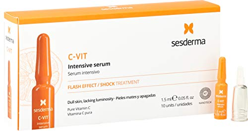 Sesderma - Ampollas C-Vit Sérum Intensivo Vitamina C Pura