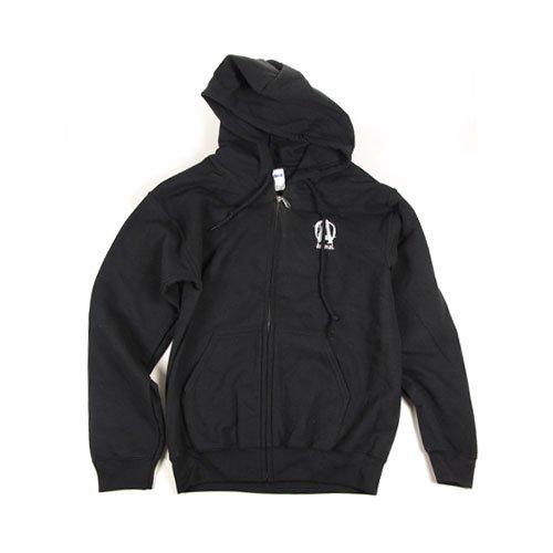 Universal Sportswear Animal Hooded Zipper Sweatshirt S
