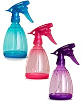 Image: ChefLand 12 Ounce Empty Spray Bottle | Assorted Colors