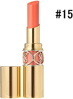 Yves Saint Laurent Rouge Volupte Shine Oil-In Stick Lipstick 15 Corail Spontini