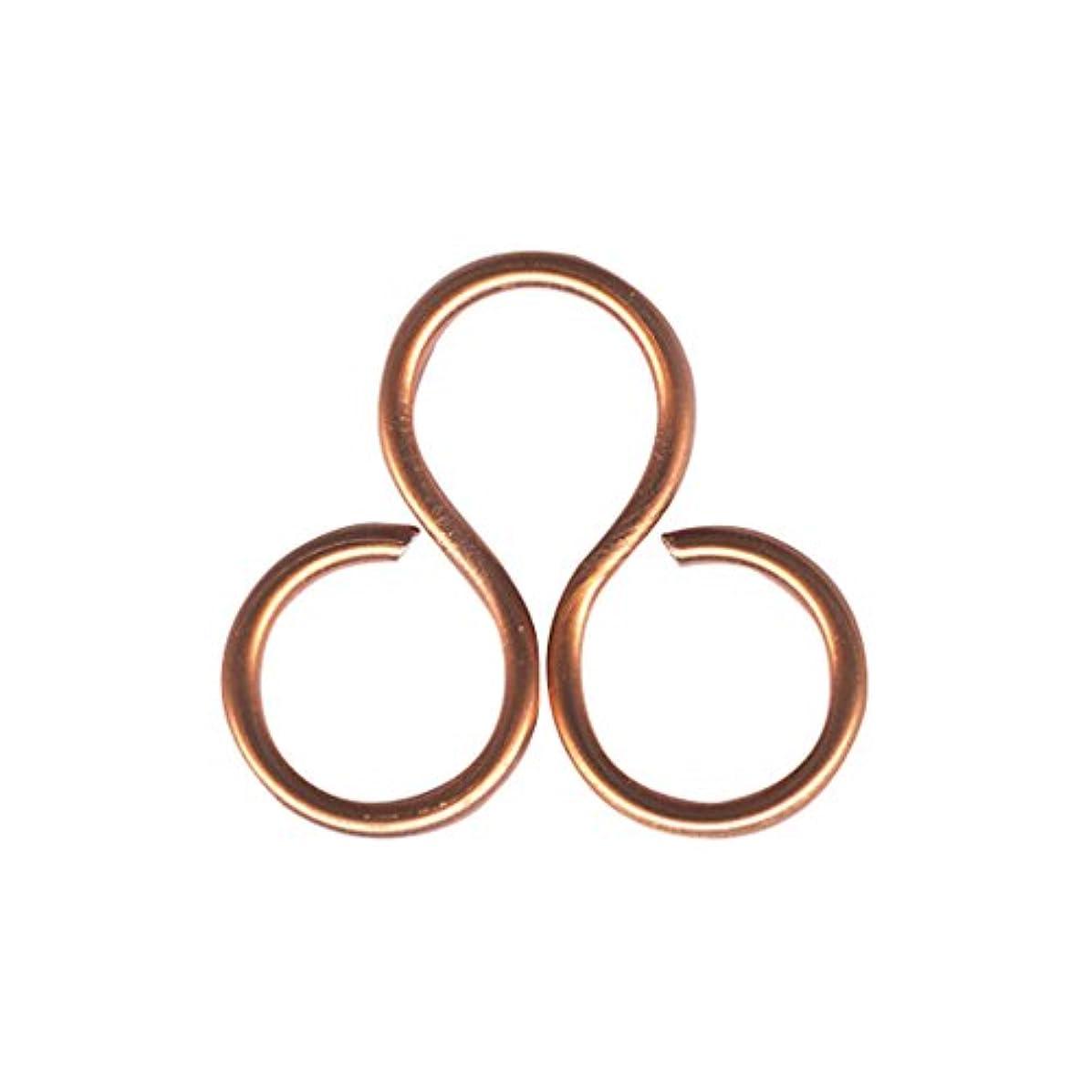 Vaessen Creative Aluminium Wire 4mm 2m Orange Copper,