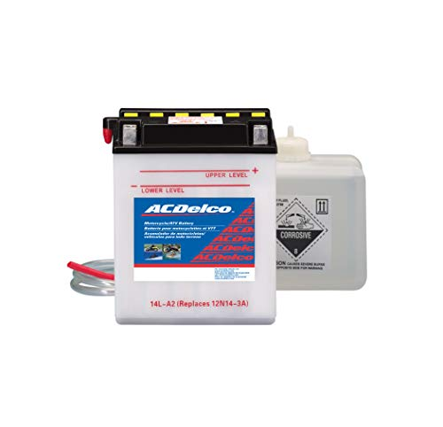 ACDelco AB14LA2 Specialty Conventional Powersports JIS 14L-A2 Battery