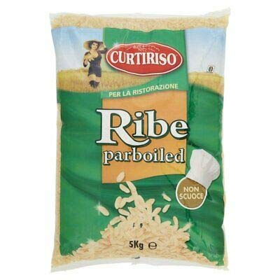 CURTIRISO RISO RIBE PARBOILED 2PZ X 5 KG