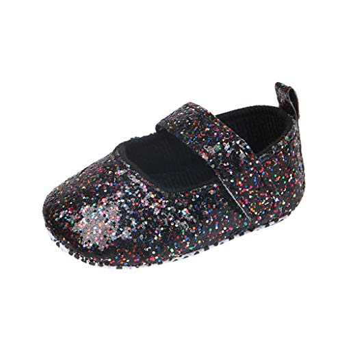 LIJUCH Children Little Girls Loafers Solid Color Soft Bottom Breathable Casual Shoes Moccasin Flat Boat Dress Shoes