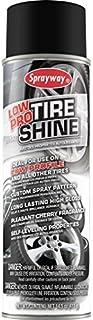 Sprayway SW930 Low Pro Tire Shine, 14 oz