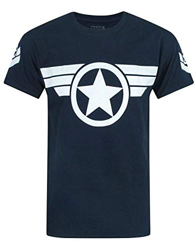 Captain America Super Soldier Men's T-Shirt