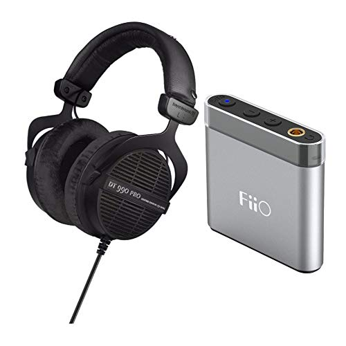 beyerdynamic DT 990 PRO 250 ohm - Limited Edition (Black, Straight Cable)...