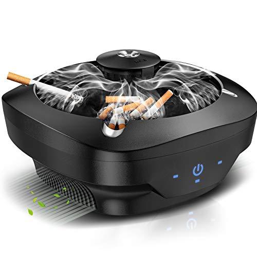 【2021最新】空気清浄機の機能がついた灰皿おすすめ3選|実際の効果や選び方は?のサムネイル画像