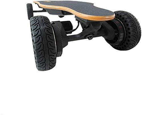 Nfudishpu Kein Logo Electric Longboard-leistungsstarkes, motorisiertes Skateboard mit fahrerfreundlicher Fernbedienung