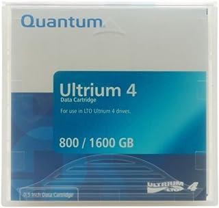 10 Pack QUANTUM LTO-4 MR-L4MQN-01 Ultrium-4 Data Tape Cartridge (800GB/1.6TB)