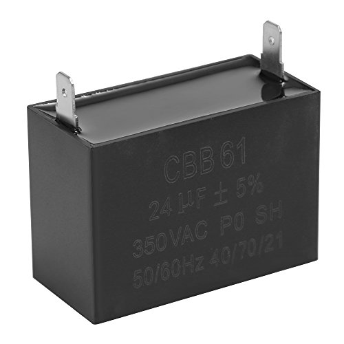 QKPARTS CBB61 24uF 23uF 300 350 400 450V Generator Capacitor for JKD DIANZ DONGRONG RUVA