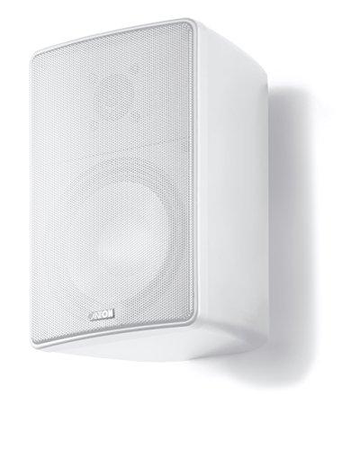 Canton PLUS XL.3 W - 2 Lautsprecher für MP3 & iPod weiß