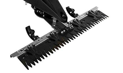 Zipper Peine para segadora ZI-BM870ECO Repuesto Cuchillas de Corte para segar