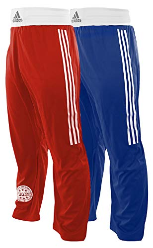 adidas Full Contact Kickboxhose, blau, 200
