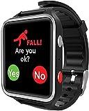 CPR Guardian III - SOS Montre alarme personnelle avec localisation GPS - Le Bracelet détecteur de chute