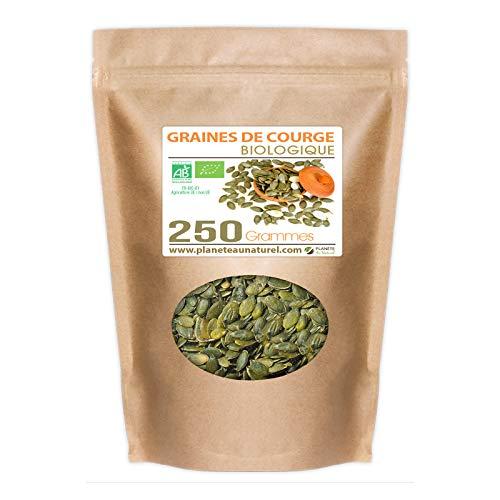 Graines de Courge Bio - 250 g (Cucurbita pepo)