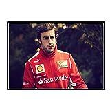 DrCor Fernando Alonso von Spanien F1 Weltmeisterschaft