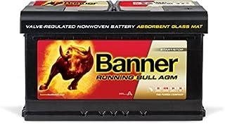Banner Campingartikel Vliesbatterie Running Bull 80AH 58001 preisvergleich preisvergleich bei bike-lab.eu