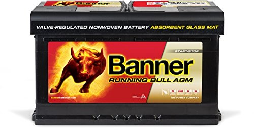 Banner Vliesbatterie Running Bull 80Ah
