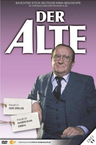 Der Alte - Vol. 11/Folge 21+22