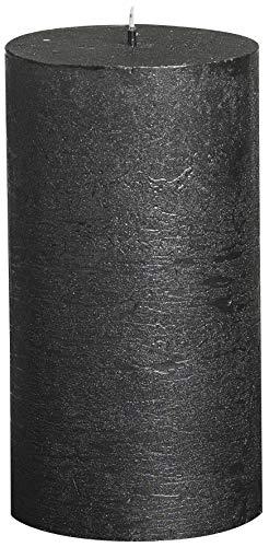 Tigers On The Loose - Vela perfumada (13 x 7 cm), Color Negro