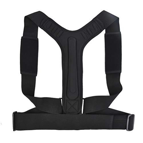 YOTINO Haltungskorrektor für Männer und Frauen Haltungskorrektur, Upgrade Version Haltungstrainer Geradehalter zur Haltungskorrektur Rückenstütze Rückenbandage