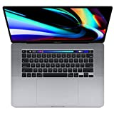 Apple 16' MacBook Pro with Touch Bar, 9th-Gen 8-Core Intel i9...