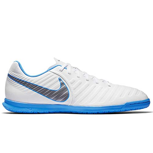 Nike Unisex-Erwachsene Tiempo Legend X 7 Club IC AH7245 107 Fußballschuhe, Mehrfarbig (Indigo 001), 42.5 EU