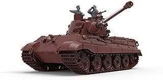 Meng TS-031Modelo 1: 35–King Tiger SD. KFZ. 182(Henschel torreta)