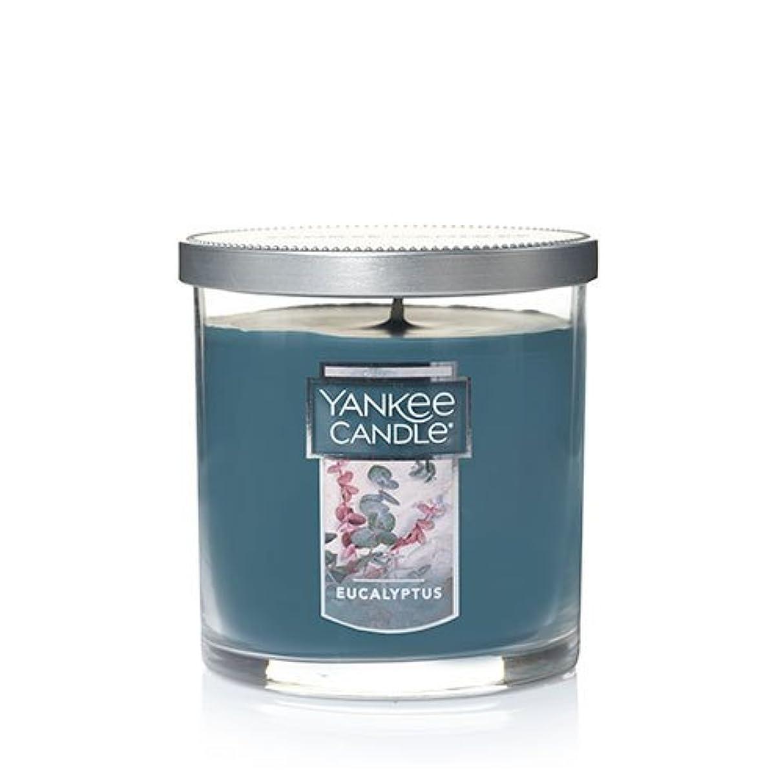 する必要があるシングル観察するYankee Candleユーカリ、新鮮な香り Small Single Wick Tumbler Candle グリーン 1185969Z