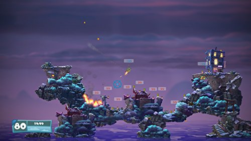 Worms: Weapons of Mass Destruction (PlayStation PS4)