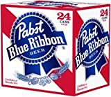 Pabst Blue Ribbon 12oz (355mL can) - 24 Pack