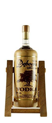 Debowa Eichenholz-Schaukel Wodka | Sammlerstück | Polnischer Wodka | 40%, 1,0 Liter