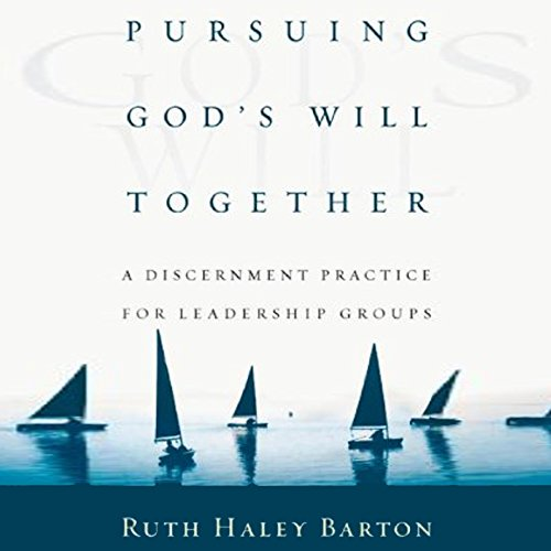 Pursuing God's Will Together cover art