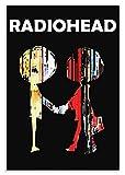 DPFRY Radiohead Custom Poster Geeignet Für Wohnzimmer Und
