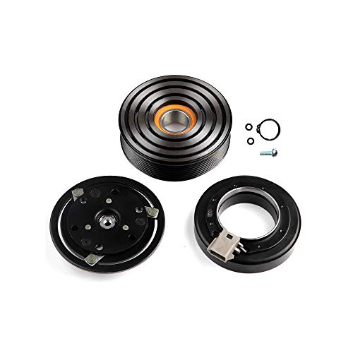 ECCPP A/C Compressor Clutch fit for 1991-2005 for Ford Thunderbird E150 F-250