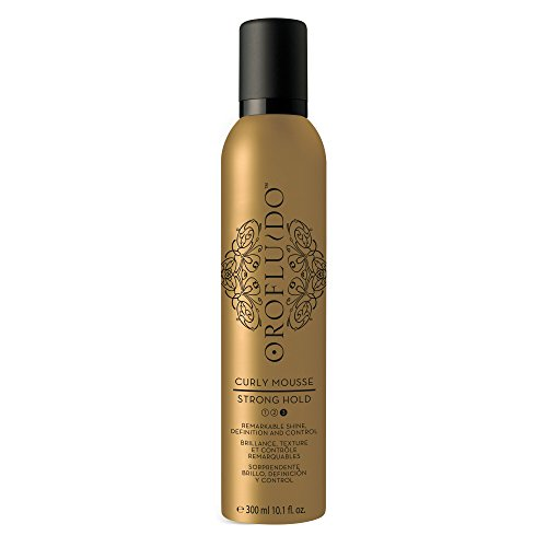 Orofluido Curly Mousse Haarschaum, 1er Pack (1 x 300 ml)