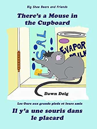 There's a Mouse in the Cupboard