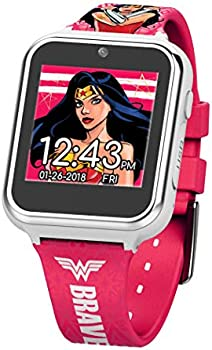 DC Comics Wonder Woman iTime Unisex Kids Smart Watch